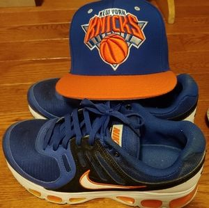 Hat and sneakers combo deal
